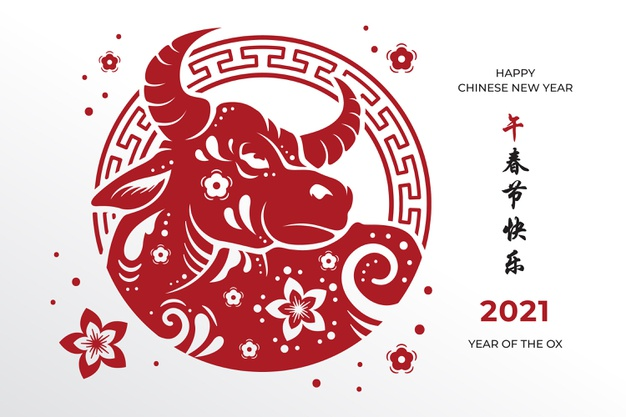 Japanese Acupuncture News - Happy Chinese New Year – Metal Ox year